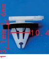 Крепежное изделие 11792 - Кузов (Крышка багажника), Кузов (Молдинги), Кузов (Освещение), 11611375