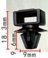 Крепежное изделие 11857 - Трубки. Эл.проводка