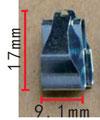 Крепежное изделие 12234 - Внутренняя отделка (Панель приборов)
