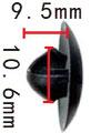 Крепежное изделие 23242 - Кузов (Капот), Подкапотное пространство, 51-48-9-119-216 (51489119216)
