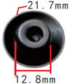 Крепежное изделие 23266 - Внутренняя отделка, Коврики, 165802133