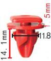 Крепежное изделие 23318 - 52068106