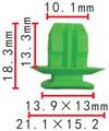 Крепежное изделие 23332 - A000-991-90-98 (A0009919098)