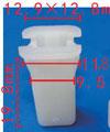 Крепежное изделие 11786 - внутренняя отделка, Кузов (бампера), подкапотное пространство, 654935, 90BG17