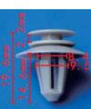 Крепежное изделие 11953 - Внутренняя отделка (Потолок), A008-988-09-78 (A0089880978)