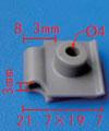 Крепежное изделие 11977 - Кузов (бампера), C274-50-133 (C274-50133; C27450133)