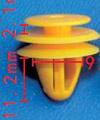 Крепежное изделие 11995 - внутренняя отделка (двери), 82315-38000 (8231538000), 82315-38000 (8231538000)